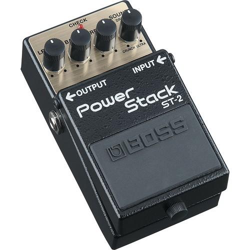 BOSS Guitar Effect Power Stack [ST-2] - Gitar Stompbox Effect